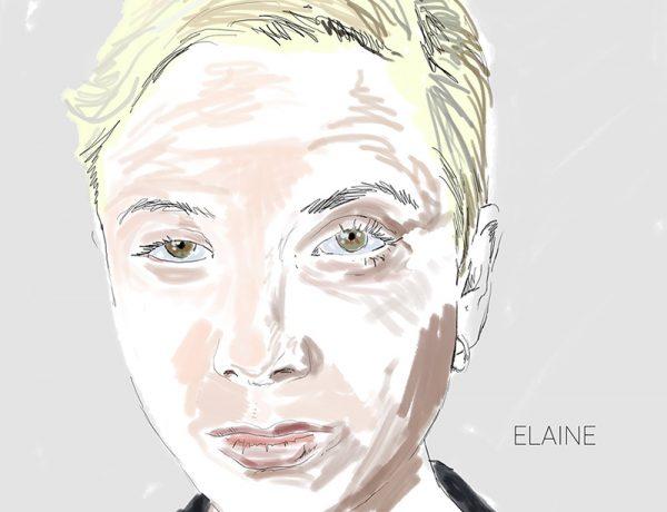 Bebe Huxely Vincent Parker 'Elaine'