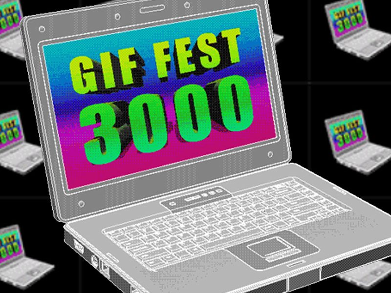 giffest3000 website by meli